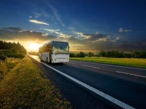 הזמנת אוטובוס