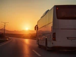 השכרת אוטובוס ללא נהג
